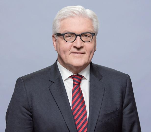 德意志联邦共和国外交部长献辞